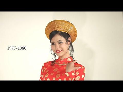 100 YEARS OF VIETNAM BRIDAL FASHION - 100 NĂM ÁO CƯỚI CÔ DÂU VIỆT NAM