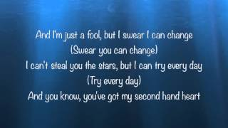 Second Hand Heart - Ben Haenow Ft. Kelly Clarkson