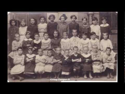 The Ochberg Orphans rescued from Eastern Europe in 1921 by Isaac Ochberg