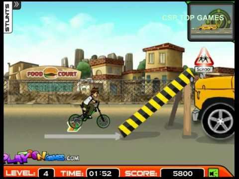 Play Free Ben 10 Games Online - Racing-Games.Com