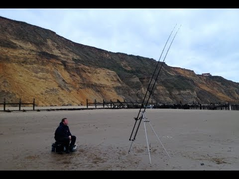 Sea Fishing For Cod From The Beach - Cod Quest Part Four