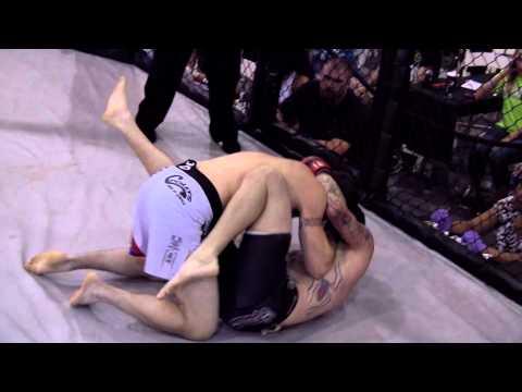 Cy Norris vs. Zach Prager - Art Of War Fighting Championships 7