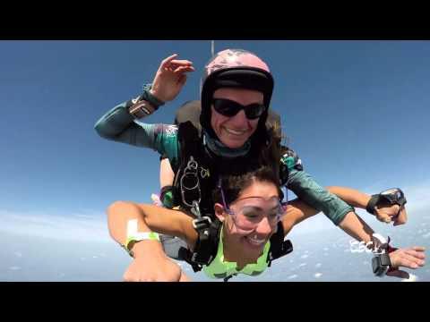 Chicago Tandem Skydiving | Chicagoland Skydiving Center