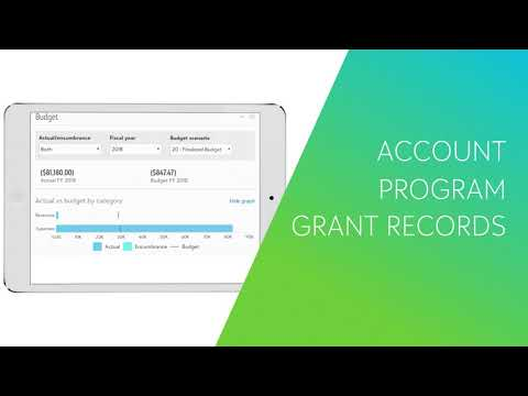 Blackbaud Financial Edge NXT®: Fund Accounting Software for Nonprofits