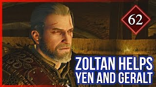 Witcher 3: Zoltan Helps Yen and Geralt (only available if the Mages were NOT saved) #62