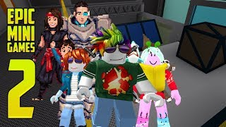 Roblox: 🎮 EPIC. MINIGAMES. PART. TWO!! 🎮