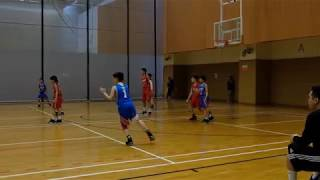 Publication Date: 2019-03-14 | Video Title: 香港小學學界籃球比賽(港島東區) 2018-19年度 16強