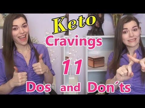 KETO: 11 Tips for CRAVINGS!