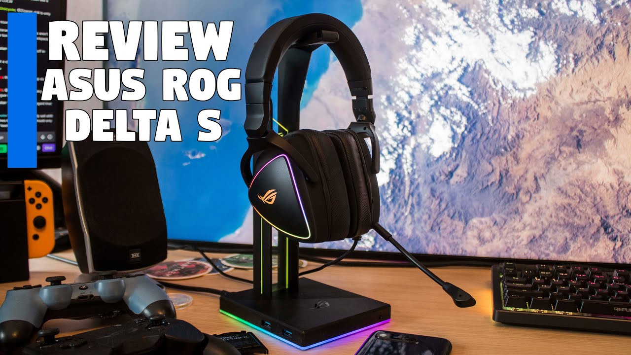 The ASUS ROG Delta S Review by Tanel