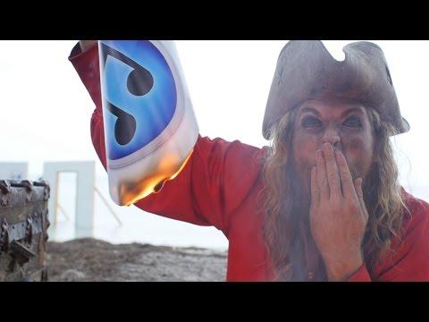Pirate My Music (Music Video)