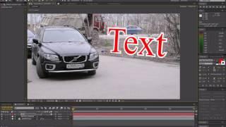 Тест Adobe After Effects CS6 и плагин для Cinema 4D
