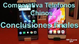 Comparativa telefonos chinos #4 Xiaomi M5 Vs LeTV LeEco Le Max 2 X829   FINAL