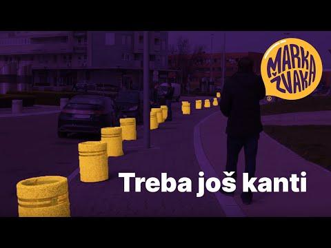 Marka Žvaka - Treba još kanti