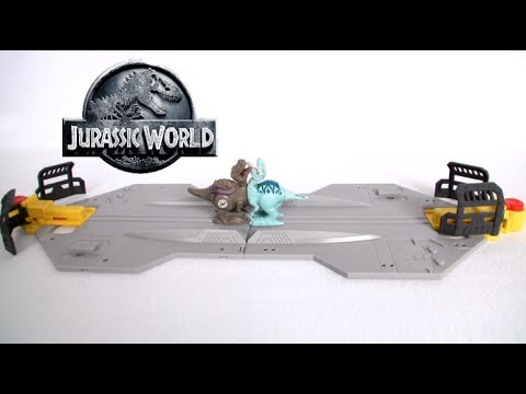 Jurassic World Brawlasaurs Battle Set from Hasbro
