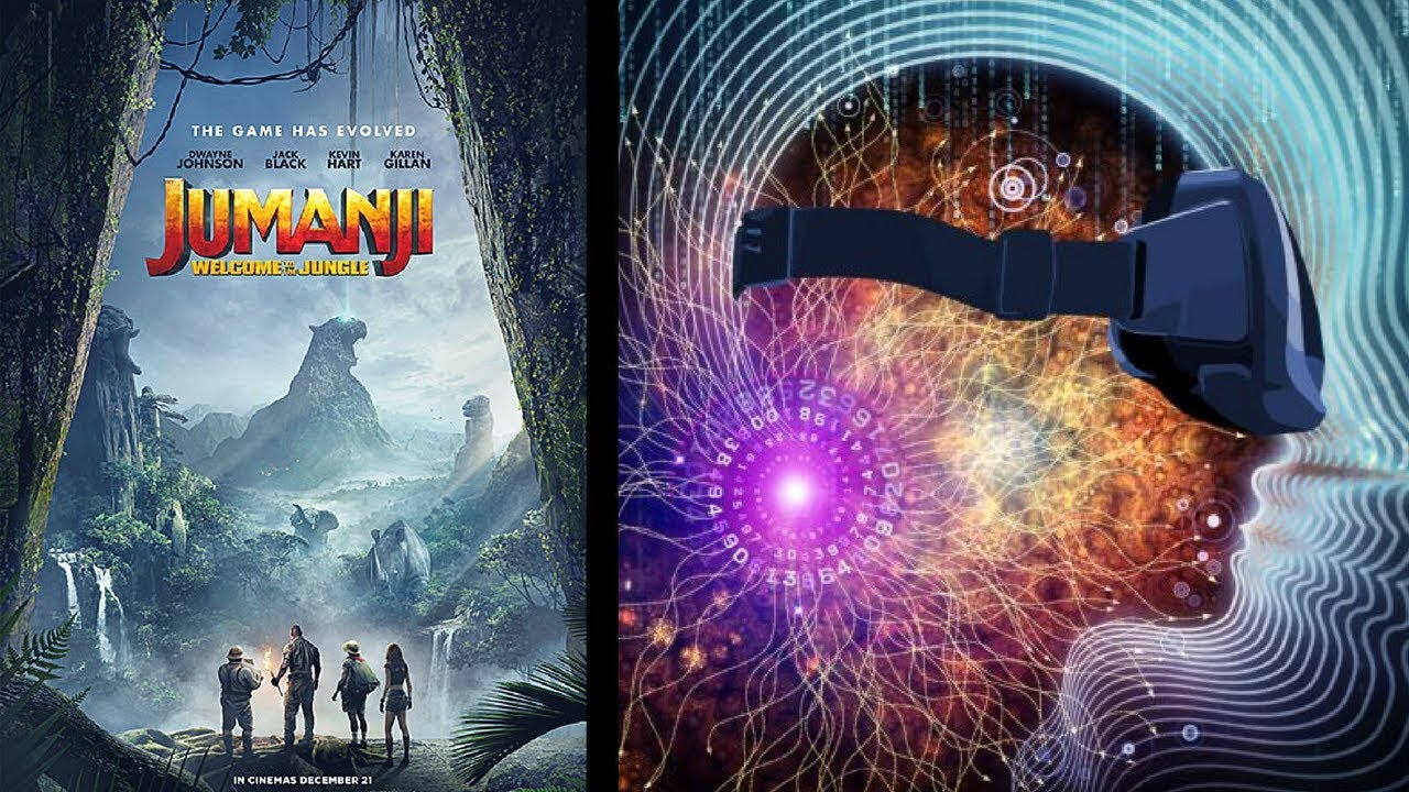 Jumanji decoded youre in a virtual reality game return to the jumanji decoded youre in a virtual reality game return to the heart malvernweather Choice Image