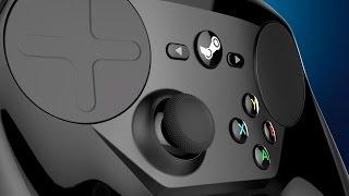 O STEAM CONTROLLER É UM LIXO PQ? - Steam Controller Review
