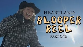 Season 9 Bloopers Part 1 | Heartland | CBC
