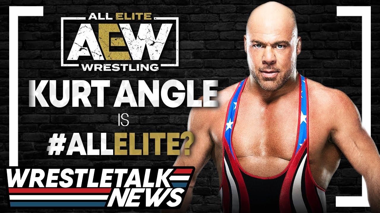 Kurt Angle AEW Offer! Fan REMOVED From NXT! | WrestleTalk News