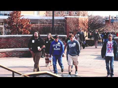 2015 True Blue Weekend -  Illinois College