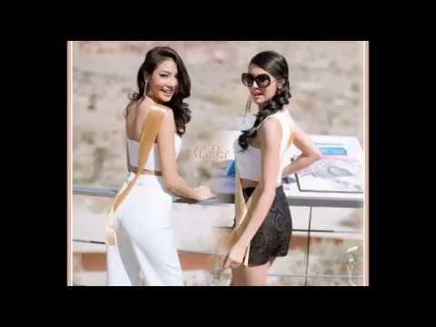 Download potret mali dan ika miss grand internatilonal pada saat karantina di LA