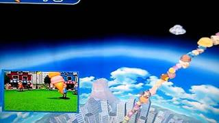 100 scoops cone zone Wii Play Motion!!!