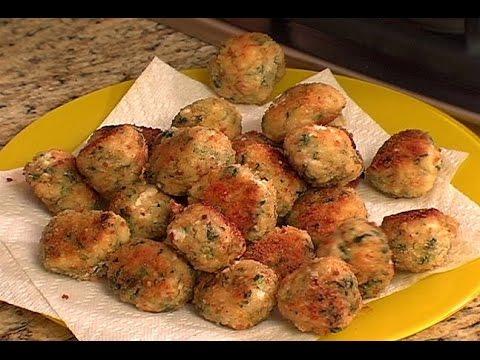 Spinach And Feta Fish Bites - A Quick Kosher Recipe
