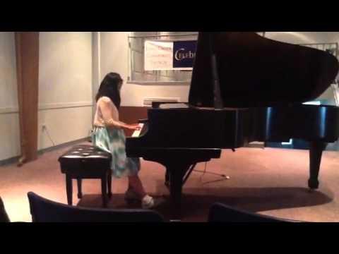 Katie piano - Ballade