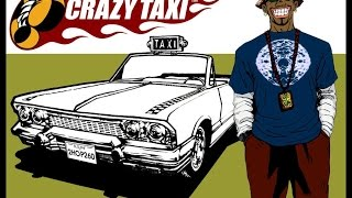 Crazy Taxi PC - B D Joe Arcade Mode