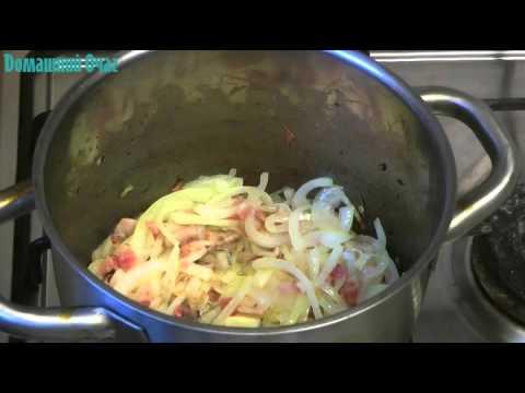 Солянка мясная сборная: лучший рецепт солянки!