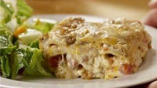 Lasagna Recipe With Bechamel Sauce