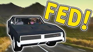 SMADRER MIN BIL! #1 - Dansk Roblox: Car Crushers