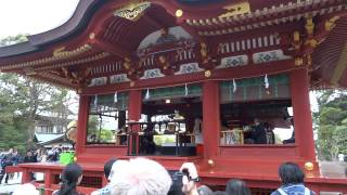 Храм Хатимангу. Японская свадьба