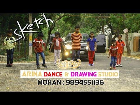 Atchi Putchi - Ssketch -  Dance Cover -...