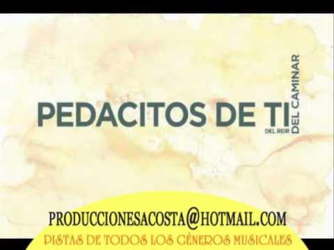 Antonio Orozco Y Alejandro Fernandez - Estoy Hecho De Pedacitos De Ti Pista Karaoke