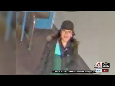 Overland Park police seek credit card thief