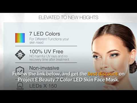 does-this-project-e-beauty-7-color-led-mask-use-infrared-light-as-well?