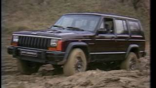 Jeep Cherokee How 4x4 Works French