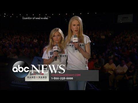 Star-studded telethon raises more than $44M for hurricane relief