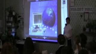 Бинарный урок Информатика+Английский