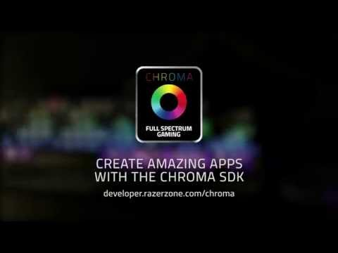 Razer Chroma SDK v4.8 | Audio Visualizer