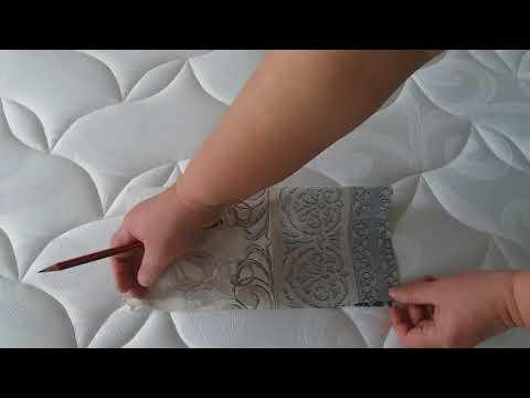 Как сделать чтобы простыня не сползала с матраса видео