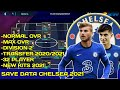Save Data Chelsea 2020-21 FT Malang Sarr And Edouard Mendy ...