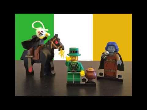 Podcast: Irish Legends - Season 2 Ep. 25