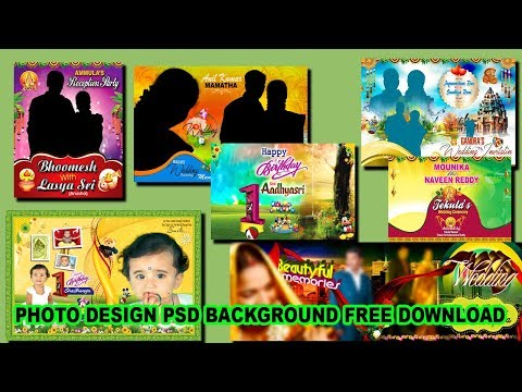 photoshop cs3 indian wedding psd backgrounds for free download,photo design,