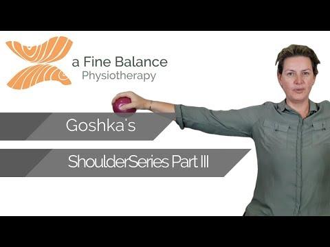 MA Shoulder Series PIII