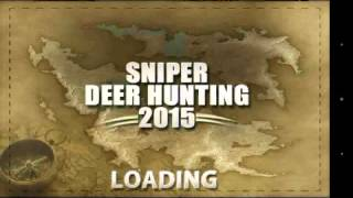Sniper Deer Hunting 2015 Mobile Game Showcase