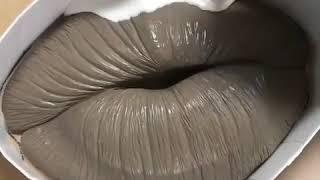 ASMR слайм . Приятные звуки . Похож на анус , секс ,любовь ,страсть ,красота ,отношения