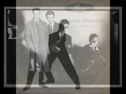 """LEISURE PROCESS - Love Cascade (12"""" UK Dance Mix)"""