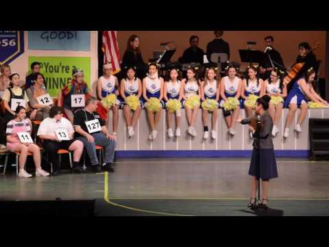 The 25th Annual Putnam County Spelling Bee  Northern Valley Demarest