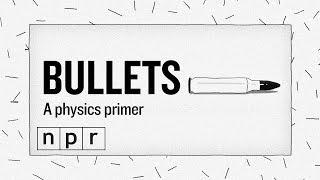 How Physics And Design Make Some Bullets More Destructive Than Others   Let's Talk   NPR